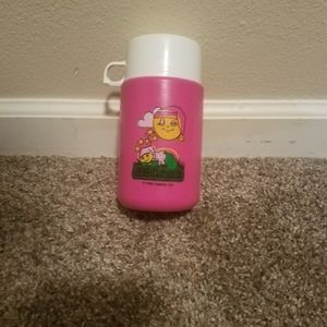 Glo Friends vintage thermos 1986